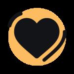 Fidelizzare (cuore)